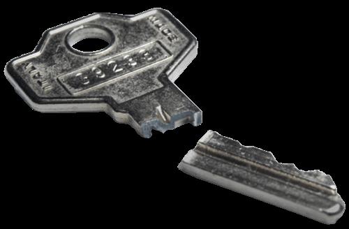 Broken Key photo